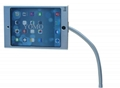 Desktop bracket for Ipad mini ,Portable Desktop Ipad mini Kiosks 12