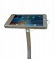 创意平板支架平板电脑落地支架 防盗支架iPad pro12.9''展示支架 4