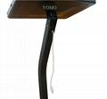 创意平板支架平板电脑落地支架 防盗支架iPad pro12.9''展示支架 6