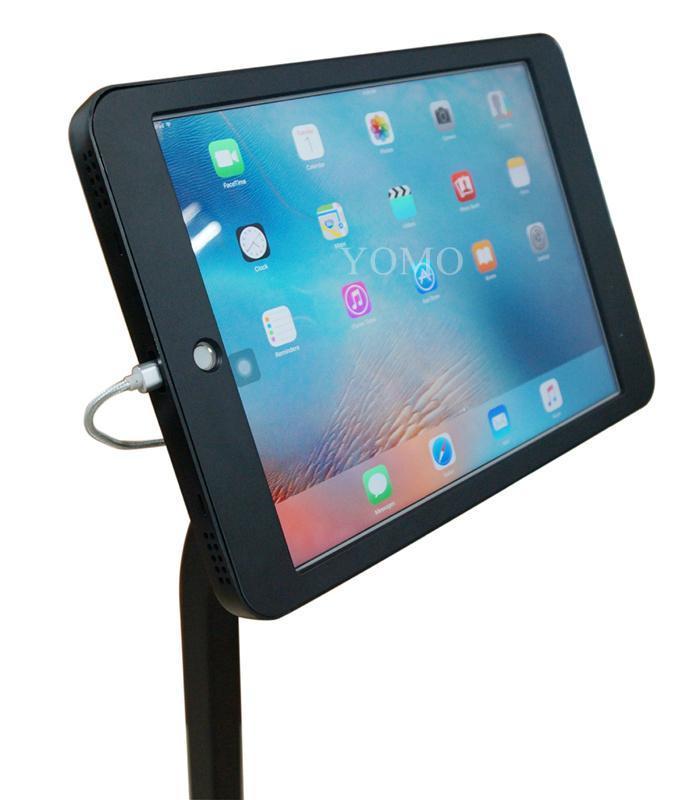 创意平板支架平板电脑落地支架 防盗支架iPad pro12.9''展示支架 7