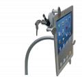 金属懒人平板电脑支架带锁防盗 ipad懒人桌面平板支架 2