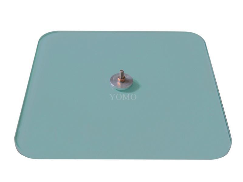 玻璃底座落地桌面两用版投影仪支架 投影仪落地支架 17