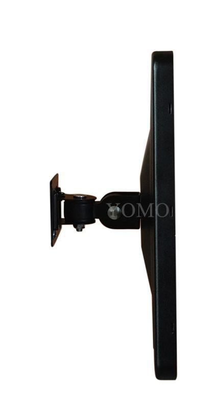 """挂墙万向调节iPad Pro12.9""""专属定制支架带锁铝合金防盗展示平板 7"""