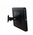 """挂牆萬向調節iPad Pro12.9""""專屬定製支架帶鎖鋁合金防盜展示平板 6"""
