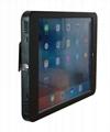 """挂牆萬向調節iPad Pro12.9""""專屬定製支架帶鎖鋁合金防盜展示平板 3"""
