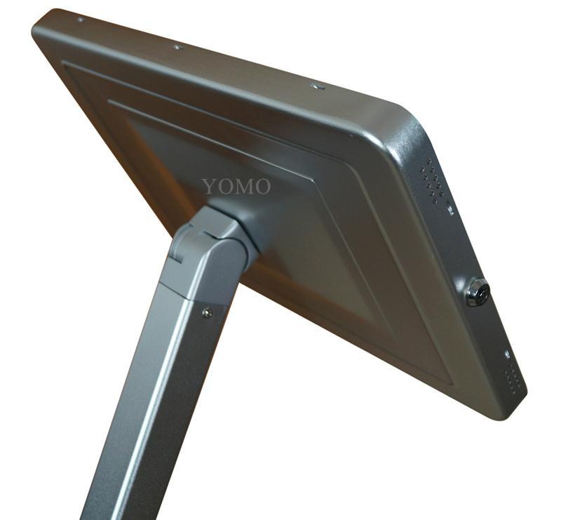 創意平板支架平板電腦落地支架 防盜支架iPad pro12.9''展示支架 12