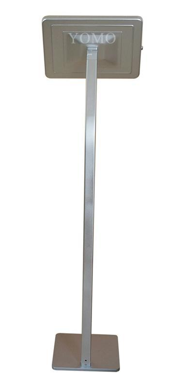 創意平板支架平板電腦落地支架 防盜支架iPad pro12.9''展示支架 14