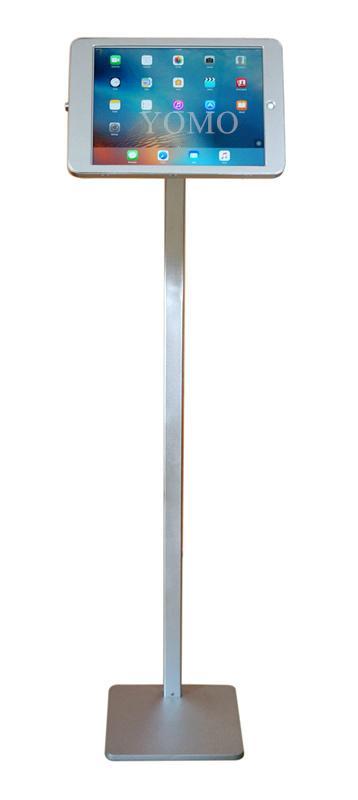 创意平板支架平板电脑落地支架 防盗支架iPad pro12.9''展示支架 17