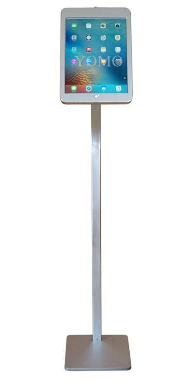 创意平板支架平板电脑落地支架 防盗支架iPad pro12.9''展示支架 18