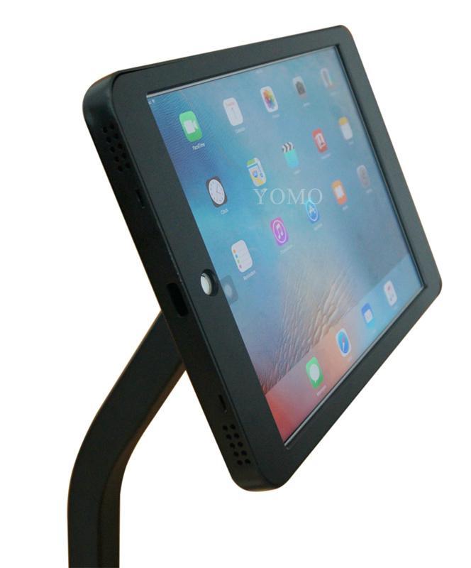 創意平板支架平板電腦落地支架 防盜支架iPad pro12.9''展示支架 20
