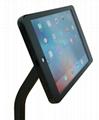 Workstation iPad Kiosk Stand Ipad Bracket Locking Clamshell for  IPAD PRO 12.9''
