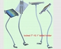 Tablet car mount stand tablet kiosk for automobile 2