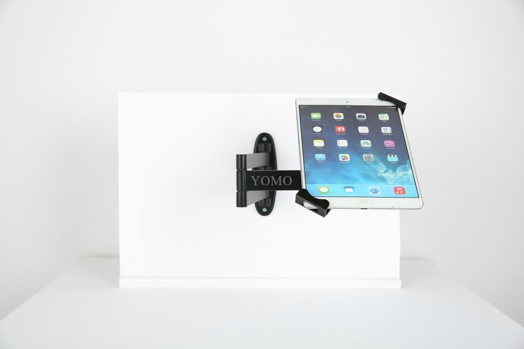 Wall-mounted Ipad Brackets/Kiosk,android tablet kiosk 15