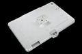 藏線IPAD支架 貼牆展示架 充電平板支架螺絲固定 2