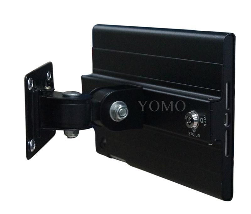 Wall-mounted Ipad Brackets/Kiosk,Wall Mount Tablet Kiosks 10