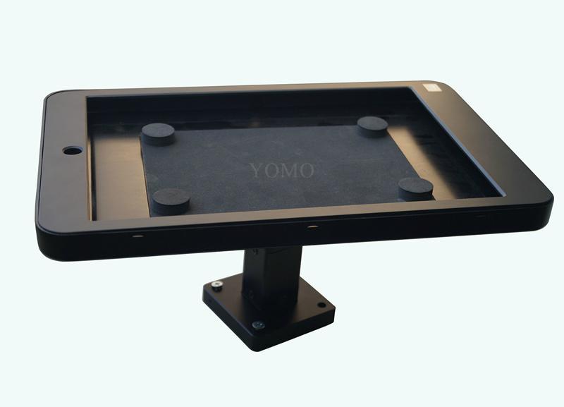 Wall-mounted Ipad Kiosk,wall  kiosk for 12.9'' IPAD PRO tablet 7