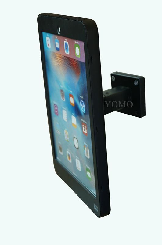 Wall-mounted Ipad Kiosk,wall  kiosk for 12.9'' IPAD PRO tablet 10
