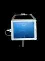 Workstation Android Kiosk Tablet  Stand Ipad Bracket Locking Clamshell