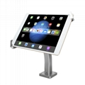 Wall-mounted Ipad Kiosk,Universal Desktop android tablet kiosk 3