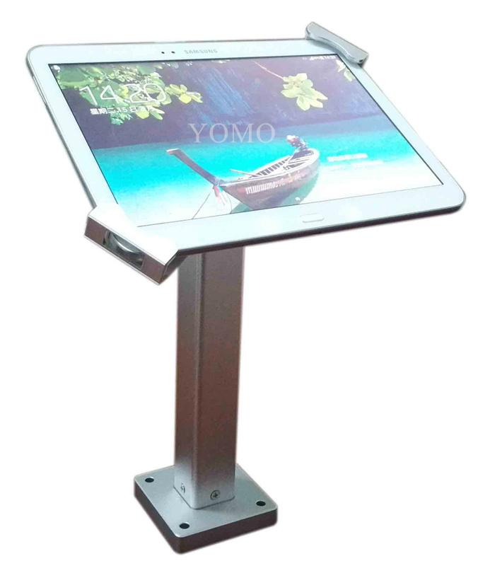 Wall-mounted Ipad Kiosk,Universal Desktop android tablet kiosk 5