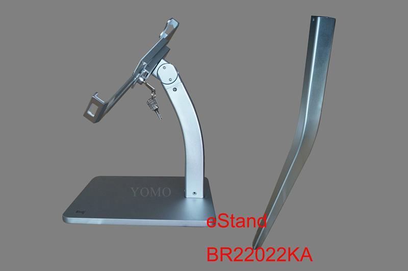 Desktop bracket for Ipad ,Portable Desktop Tablet Kiosks 3