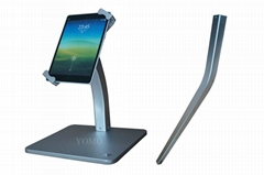 Desktop bracket for Ipad ,Portable Desktop Tablet Kiosks