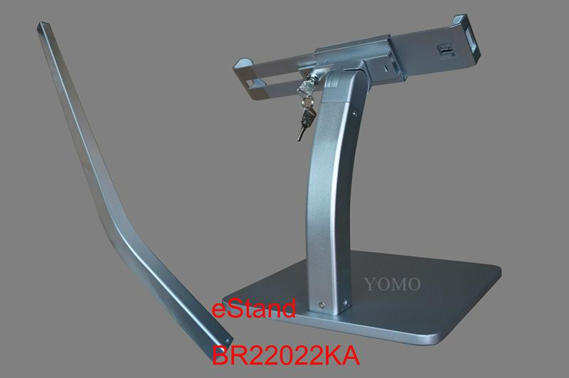 Desktop bracket for Ipad ,Portable Desktop Tablet Kiosks 6