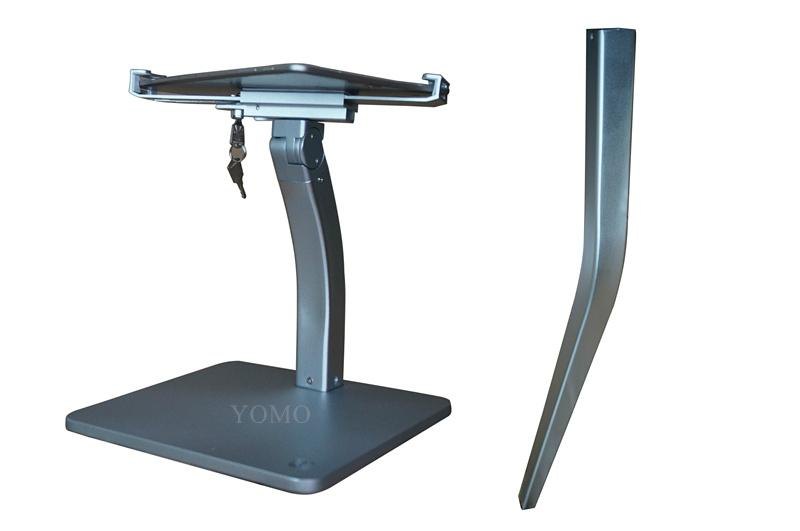 Desktop bracket for Ipad ,Portable Desktop Tablet Kiosks 2