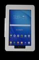 L shape base desktop bracket for Ipad ,Desktop 10'' Android Tablet Kiosks 5
