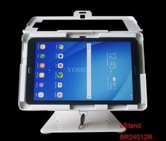 桌面台面櫃台平板10寸平板電子器展示支架