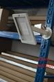 货架IPAD夹 超市仓库电子展示 螺丝防盗平板夹 3