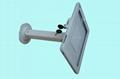Wall-mounted Ipad Bracket for shelves