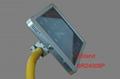 Ipad Brackets/Kiosk Installed on cylinder of the shopping trolley Ferris wheel   13