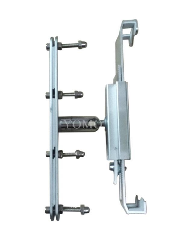 """平板电脑车载支架 带锁通用7""""-10""""寸平板 7"""