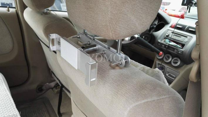"""平板电脑车载支架 带锁通用7""""-10""""寸平板 4"""