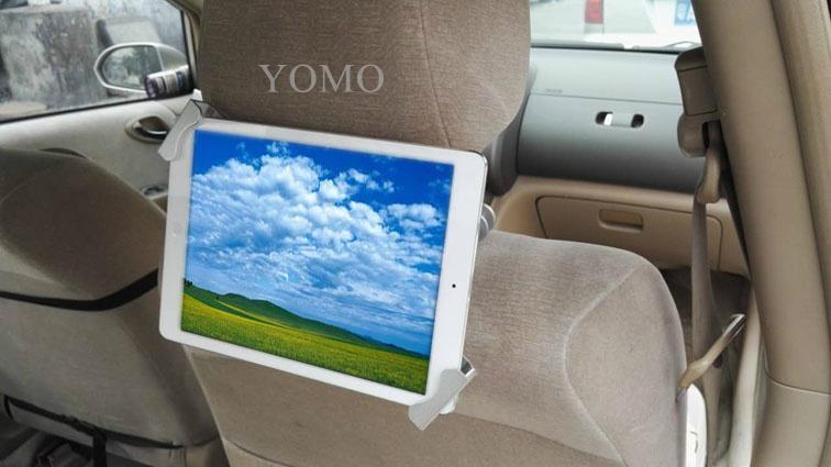 Tablet car mount kiosk tablet kiosk for automobile 1