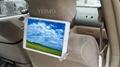 Tablet car mount kiosk tablet kiosk for