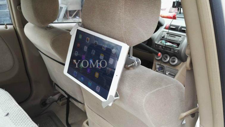 Tablet car mount kiosk tablet kiosk for automobile 2
