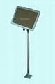 Desktop bracket for 12''huawei matebook  ,Portable Desktop Tablet Kiosks 2