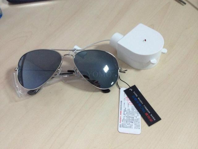 眼鏡防盜鋼絲拉線盒 自動伸縮拉線鎖 易拉得 9