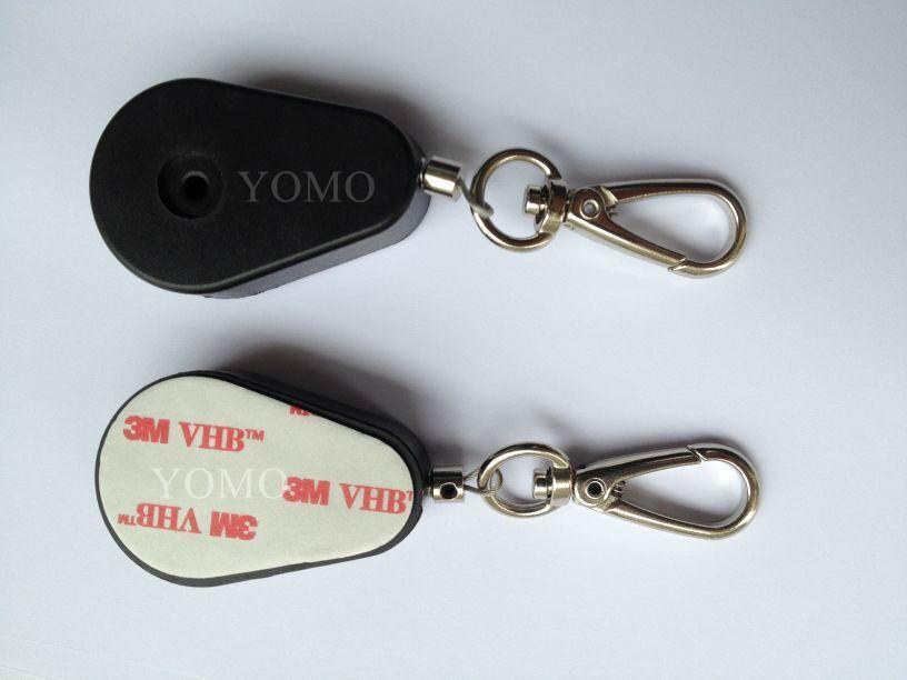 防盜拉線盒 商品展示防盜繩 鑰匙扣  1