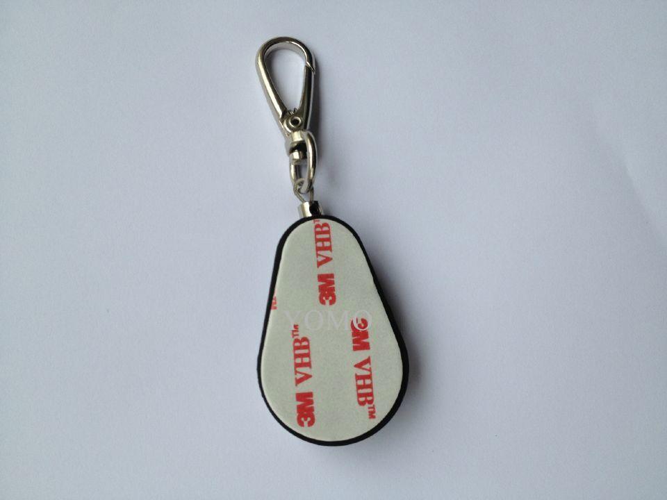 防盜拉線盒 商品展示防盜繩 鑰匙扣  5
