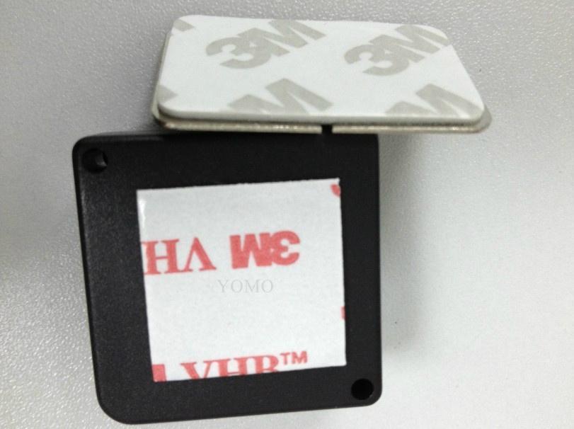 防盗展示钢丝拉线盒 易拉扣 自动伸缩盒 3