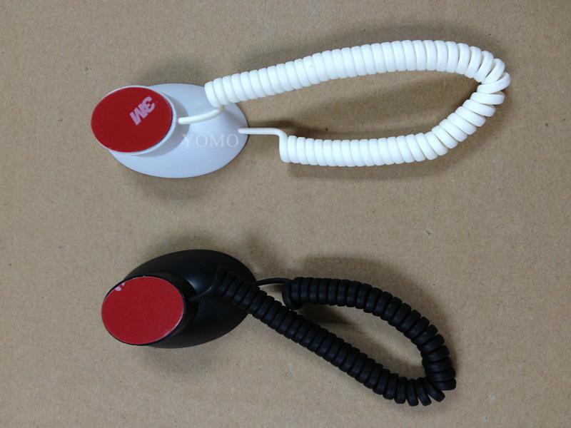 弹簧式卧式磁力遥控器防盗展示器 4