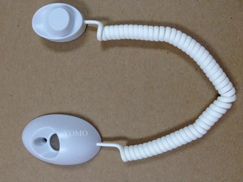彈簧式臥式磁力遙控器防盜展示器 10