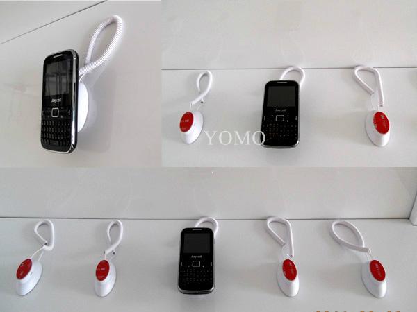 弹簧式卧式磁力遥控器防盗展示器 13