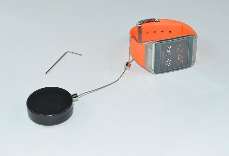 眼镜展示防盗器 眼镜防盗绳 伸缩防盗链 商品防盗器  3