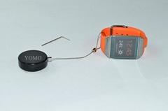 眼鏡展示防盜器 眼鏡防盜繩 伸縮防盜鏈 商品防盜器