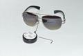 眼镜展示防盗器 眼镜防盗绳 伸缩防盗链 商品防盗器  4