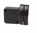 防盜拉線器 自動伸縮防鏈 鋼絲繩拉線盒 收線器 易拉扣 防盜盒  5
